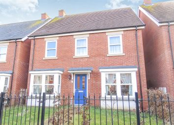 Thumbnail 4 bed detached house for sale in Planets Way, Biggleswade
