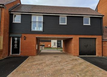 Thumbnail 2 bed detached house for sale in Hutchins Way, Basingstoke