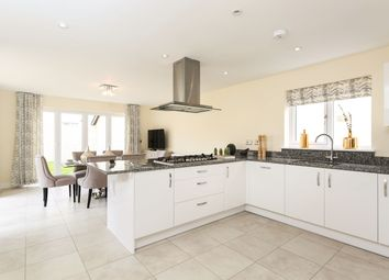 Thumbnail 4 bed detached house for sale in Granville Road, Lansdown, Bath