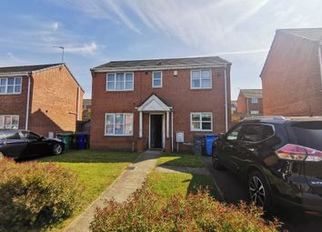 Thumbnail 3 bed detached house to rent in Essington Drive, Manchester