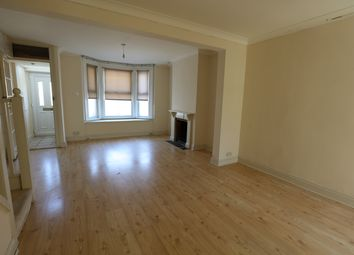 Thumbnail 2 bedroom terraced house to rent in Eaton Road, Dover