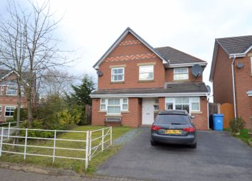Thumbnail 5 bed detached house for sale in Heathfield Park, Widnes