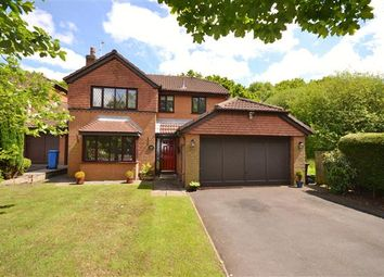 Thumbnail 4 bed detached house for sale in Dunrobin Drive, Euxton, Chorley