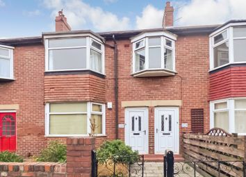 Thumbnail 3 bed flat for sale in Chillingham Road, Heaton, Newcastle Upon Tyne