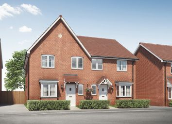 Thumbnail 3 bed detached house for sale in The Laurel, Meadow Rise, London Road, Braintree Essex