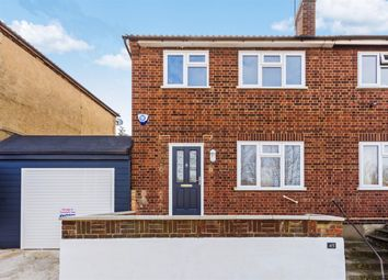 Thumbnail 3 bed semi-detached house to rent in Fulwich Road, Dartford, Kent