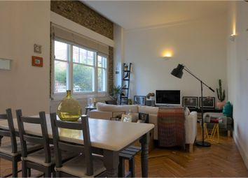 Thumbnail 1 bed flat for sale in 105 Wilton Way, London