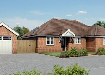 Thumbnail 3 bed detached bungalow for sale in Plot 5 Bell's Meadow, Raydon, Suffolk