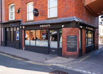 Thumbnail Restaurant/cafe for sale in 18-19 Bridge Street, Hereford