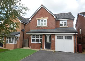 Thumbnail 4 bed detached house for sale in Ashburn Close, Barrow, Clitheroe, Lancashire