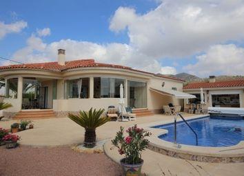 Thumbnail 3 bed country house for sale in Valencia, Alicante, Hondón De Los Frailes