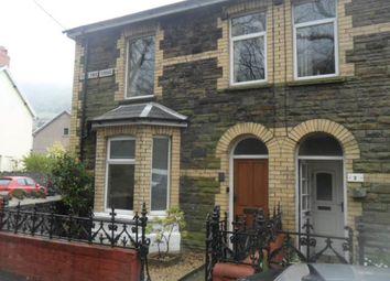 Thumbnail 3 bed property to rent in Fields Park Terrace, Cross Keys, Newport