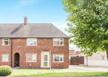 Thumbnail 3 bed semi-detached house for sale in Hill Top Road, Old Whittington, Chesterfield