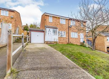 3 bed semi-detached house for sale in Shanklin Close, Chatham, Kent ME5