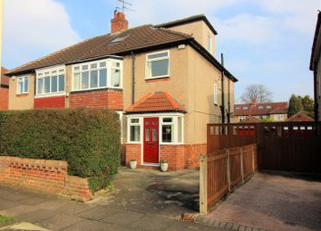 Thumbnail 4 bed property for sale in Neville Road, Darlington