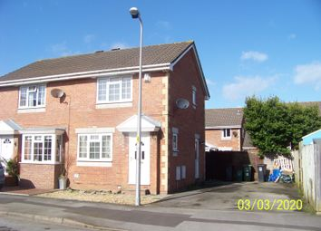 Thumbnail 2 bed semi-detached house to rent in Fenners, Wolre, Weston-Super-Mare