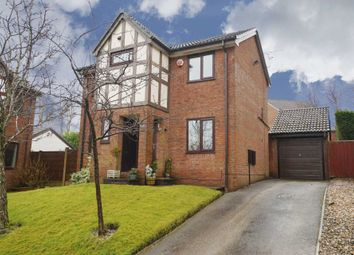 Thumbnail 3 bedroom detached house for sale in Templecombe Drive, Bolton
