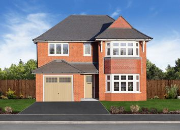 "Thumbnail 3 bedroom detached house for sale in ""Oxford Lifestyle"" at Hawkins Road, Exeter"