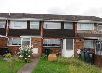 Thumbnail 3 bed terraced house for sale in Franchise Street, Darlaston, Wednesbury