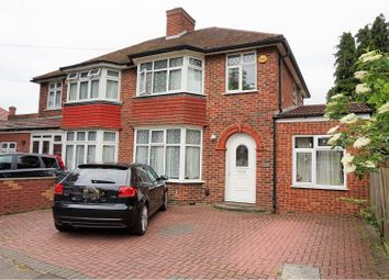 Thumbnail 5 bed semi-detached house for sale in Firs Drive, Hounslow