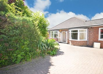 Thumbnail 5 bed detached bungalow for sale in Houndsfield Lane, Shirley, Solihull