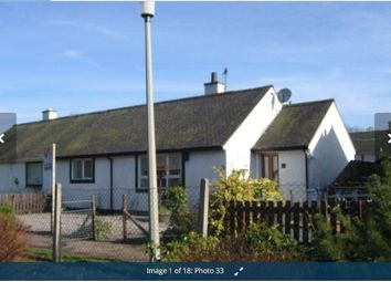 Thumbnail 2 bed semi-detached bungalow to rent in 14 St Drostans, Dumndrochit
