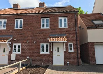 2 bed semi-detached house for sale in Lawyers Close, Holbeach, Spalding PE12