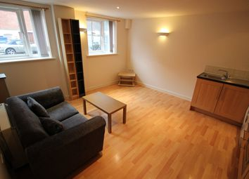 Thumbnail 1 bed flat to rent in The Royal Apartments, Wilton Place, Salford City