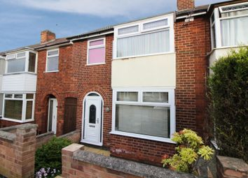 Thumbnail 3 bed terraced house for sale in Percy Road, Leicester, Leicestershire