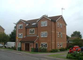 Thumbnail 2 bed flat to rent in Quilter Close, Leagrave