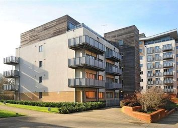 Thumbnail 1 bed flat for sale in Azure House, Agate Close, London