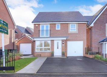Thumbnail 4 bed detached house for sale in Ranger Drive, Akron Gate, Wolverhampton, West Midlands