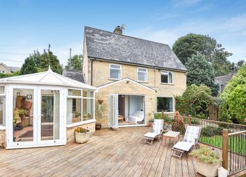 Thumbnail 4 bed detached house for sale in The Plain, Whiteshill, Stroud