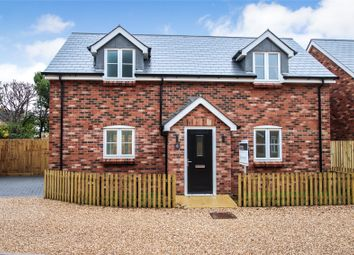 Lower Common Drive, Pennington, Lymington, Hampshire SO41. 3 bed detached house for sale
