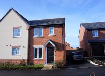 Thumbnail 3 bed semi-detached house for sale in Mcluskey Heights, Winsford