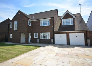 Thumbnail 5 bed detached house for sale in Tyle Green, Emerson Park, Hornchurch