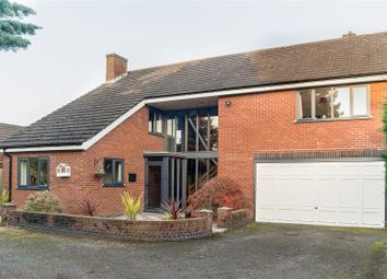 Thumbnail 4 bed detached house for sale in Acresford Road, Overseal, Swadlincote