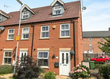 Thumbnail 3 bed semi-detached house for sale in Raven Way, Leighton Buzzard
