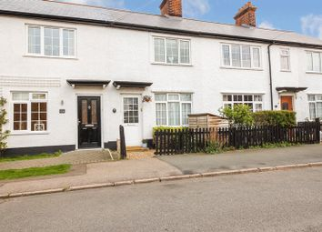 Thumbnail 2 bed terraced house for sale in High Street, Roxton, Bedford