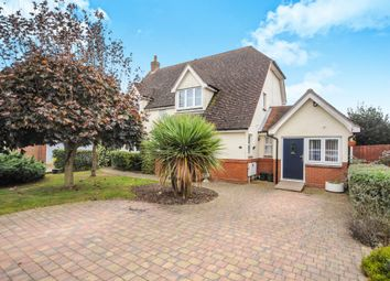 Thumbnail 4 bed detached house for sale in Notley Green, Great Notley, Braintree