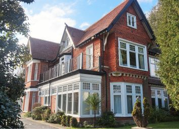 Thumbnail 3 bed flat for sale in 20 Pinewood Road, Poole