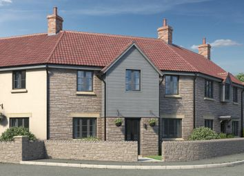 Thumbnail 3 bed terraced house for sale in Farriers Close, Meare, Glastonbury