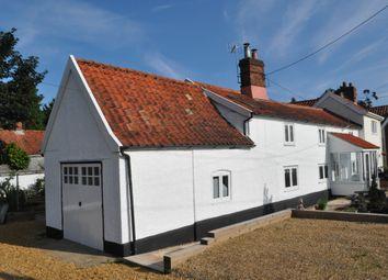 Thumbnail 3 bed semi-detached house for sale in Fairfield Road, Framlingham, Woodbridge