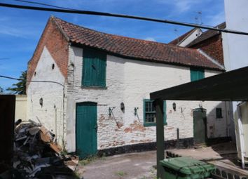 Thumbnail 2 bed barn conversion for sale in Market Street, North Walsham