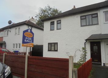 Thumbnail 3 bed semi-detached house for sale in Thornfield Road, Manchester, Greater Manchester