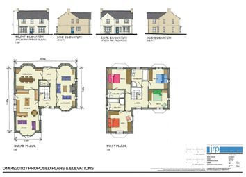 Thumbnail Land for sale in Land, Westfield Grove, Low Ackworth, Pontefract