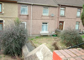 Thumbnail 4 bed terraced house to rent in Ffrwdwyllt Cottages, Taibach