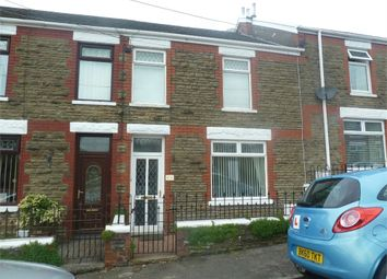Thumbnail 3 bed terraced house for sale in Cemetery Road, Maesteg, Maesteg, Mid Glamorgan