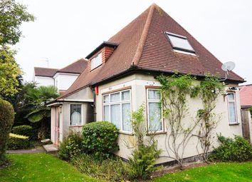 Thumbnail 3 bed detached bungalow for sale in Hillcrest Avenue, London