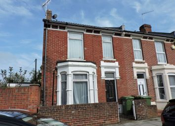Thumbnail 3 bed end terrace house to rent in Ringwood Road, Southsea